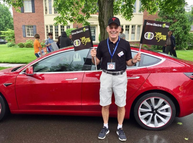 Tesla Model 3 – Tim Benford