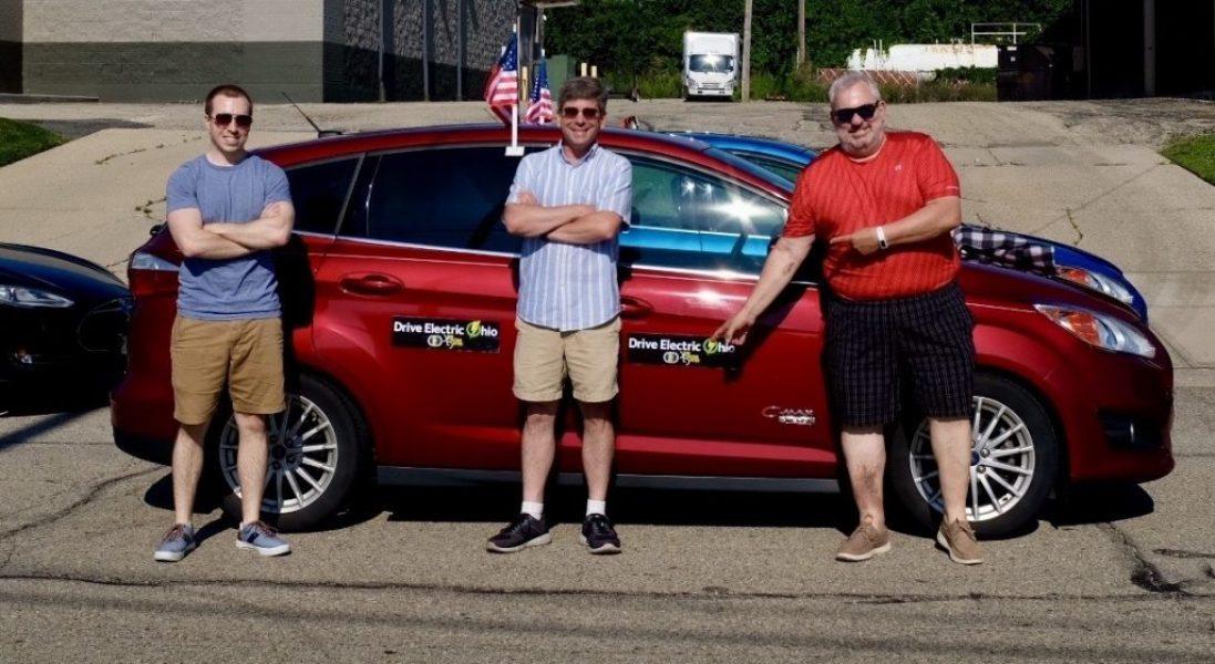 Ford Cmax Energi – Chris Celek