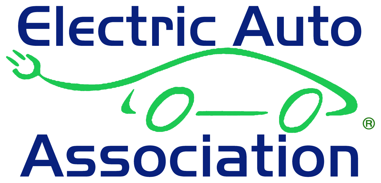 Drive Electric Dayton and Electric Auto Association logo